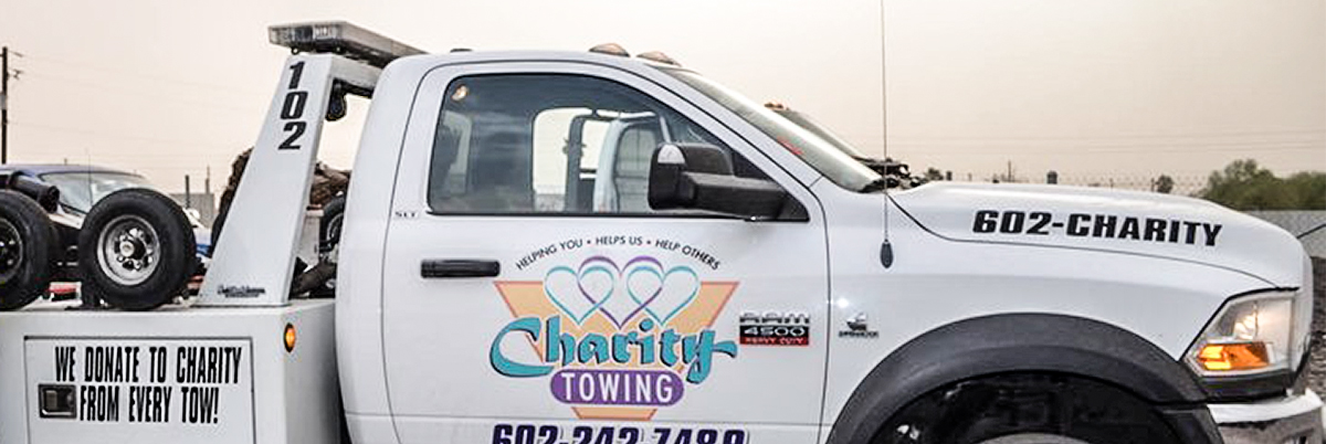 About Charity Towing and Recovery