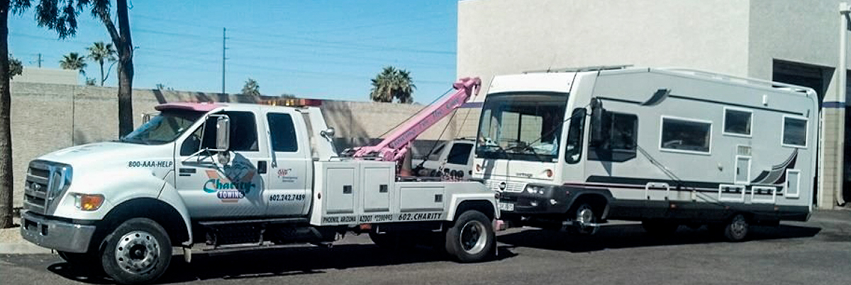 Charity Towing and Recovery
